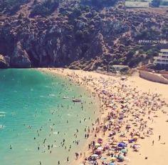 Al Hoceima beach, Morocco