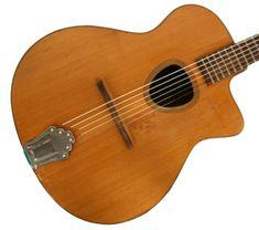 Archtop Guitar, Guitars, Gypsy Jazz, Living Legends, Joseph, 1950s, Guitar