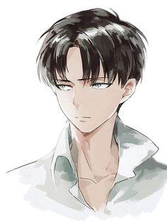 Shingeki no kyojin - Levi
