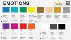mood color meanings room colors moods affects home that affect your before going for