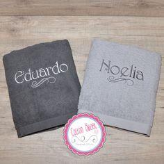 Towel, Embroidery, Cotton, Handmade, Crafts, Ideas, Decor, Art, Towels