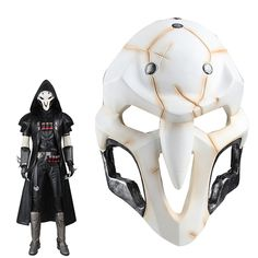 Overwatch Cosplay Reaper Mask