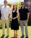 Amy Adams In Michael Kors – 'Man of Steel' Taormina Filmfest 2013 Photocall