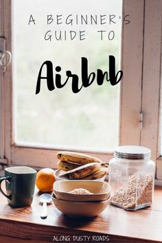 Used to staying in hostels and hotels but dying to give Airbnb a go? In that case, take a look at this guide - once you give it a go, you may never go back!