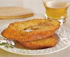 Torrijas Tapas, Spanish Food, Bagel, French Toast, Deserts, Yummy Food, Bread, Snacks, Breakfast