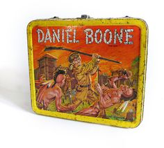 Retro Lunch Boxes, Lunch Box Thermos, Cool Lunch Boxes, Metal Lunch Box, Vintage Tins, Vintage Stuff, Vintage Metal, School Lunch Box, Whats For Lunch