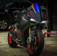 Ghost By: Moto Addict Pro Street Shop, Thailand Yamaha R6, Moto Ducati, Ducati Motorcycles, Custom Motorcycles, Super Bikes, Tuning Motor, Ducati 1199 Panigale, Custom Sport Bikes, Motorcycle Wheels