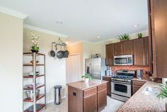 Another view showing your stainless appliances.