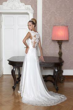 Model: Leila - Collezione Glamour di Gloria Saccucci Spose