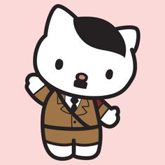 In China, they have Shinatty-chan. In Germany, they have Hello Kitler