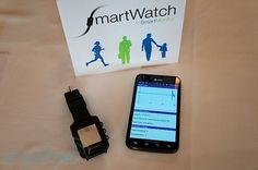 Seizure monitoring watch. Pretty cool if it really works.