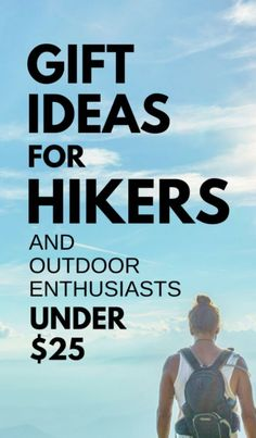 Hiking gift list for beginners, backpackers, hikers, campers. Hiking With Kids, Camping And Hiking, Hiking Gear, Camping Gear, Outdoor Camping, Camping Survival, Emergency Preparedness, Survival Prepping, Tent Camping