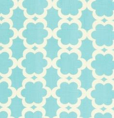 Dena Designs Fabric / KUMARI GARDEN / Tarika in Blue -1 Yard Quilt Fabric. $9.50, via Etsy.
