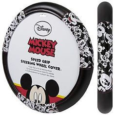Walt Disney Co Mickey Mouse -Mickey Mouse Steering Wheel Cover