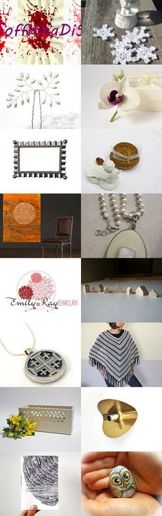 Hot and Cold by Laura P. on Etsy--Pinned with TreasuryPin.com