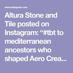 altura stone and tile