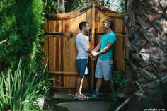 Colby Melvin and Brandon Brown // An Engagement