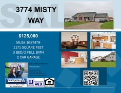 WELCOME TO 3774 MISTY WAY! #homeforsale #Clarksville #tn #fortcampbell #ky #realtor #realestate #listing #house #coldwellbanker #barlowgirls