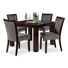All you Need to Know about the Types of Dining Space | dining room ...