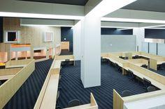 TBWA\HAKUHODO's office (Wall http://wall.ac )