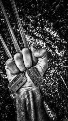 X Men Wolverine - Marvel Comics Marvel Wolverine, Logan Wolverine, Wolverine Tattoo, Marvel Avengers, Marvel Comics, Wolverine Claws, Wolverine Movie, Marvel Heroes, Ink