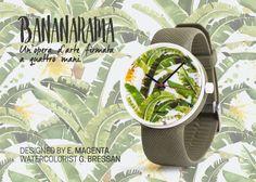La collezione J-WATCH WATERCOLOR nasce dalla mia collaborazione con il brand JU'STO ed Emanuele Magenta, designer. www.justo-store.com