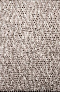 Pebble Chamois Rug 8 Ft X 10 Rain Cloud