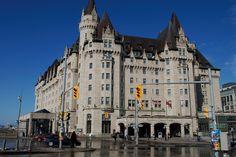 Ottawa by Steelhead 2010, via Flickr Chateau Laurier Hotel