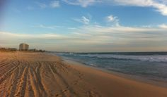 Rendezvous Observation City Scarborough Beach facing south on Trigg Beach Perth Western Australia