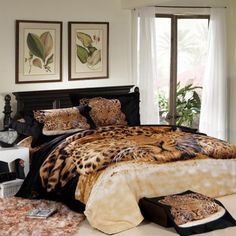 cheetah bedding on pinterest cheetah bedroom leopard print bedding