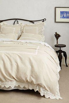 Lovenia Embellished Bedding #anthropologie