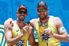 9d0ffa4ee Oscar e Alison são campeões da etapa de João Pessoa do vôlei de praia