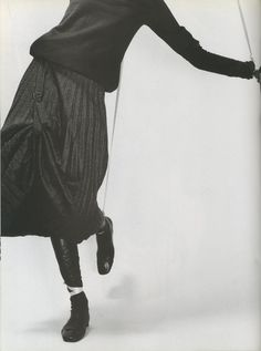Vogue Paris October 1999 - Testino