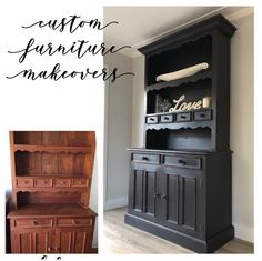 Claire aka The Shabby Chick® ( Refurbished Furniture, Custom Furniture, Furniture Makeover, Painted Furniture, Claire, Shabby, Cabinet, Storage, Painting