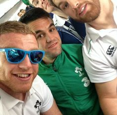 Conor Murray Irish Rugby, Rugby Men, Rugby Players, Sexy Men, Mens Sunglasses, Sweet, Sports, Fashion, Love
