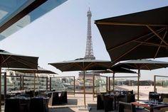 Rooftop Bars in Paris - must do!
