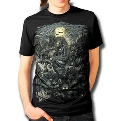Wicked Caribou - Judgement Day T-Shirt