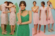 Harley Viera-Newton diseña una colección de vestidos veraniegos que llevarán todas las (Br)it-girls