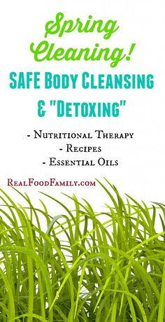 SAFE Body Cleansing