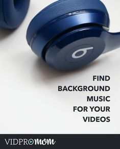 Where to find Background Music