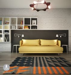 This final teen room from designer Tania Ahmed would be perfect for a sophisticated teen girl.