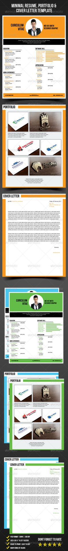 Minimal  Clean Resume Template  Minimal Cleaning And Design Resume