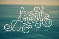 Image result for surf typography