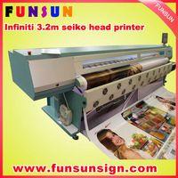 Solvent Outdoor Inkjet Printer ( Infiniti FY-3208R outdoor printer )