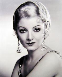1930's     Myrna Loy