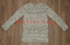 sweter / jumper / knitting / druty / Druciki Dory