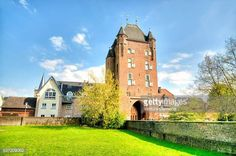 04-11 The Klever Tor is a double gate built in 1393 in Xanten on... #xanten: 04-11 The Klever Tor is a double gate built in 1393… #xanten