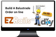 EZRails® Manufacture SABS Certified Smart Designer Balustrades, low-cost, professional self-assemble post kit systems. Convenience by function & design. Level 3, Welding, Work Hard, Self, Kit, Easy, Design, Soldering, Working Hard