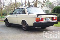 1982 Volvo 242