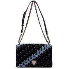 Christian Dior Medium Diorama ($3,990) ❤ liked on Polyvore featuring bags, handbags, black, canvas bag, colorful purses, shoulder strap purses, colorful handbags and multi colored handbags